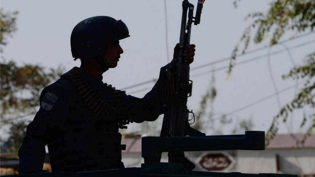 Attacks on Afghan mosques kill scores