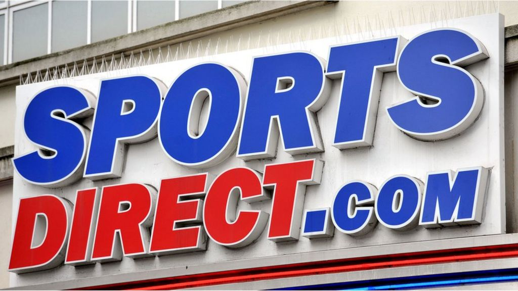 Sports Direct breaks into US market - BBC News 9d0a7bb9e