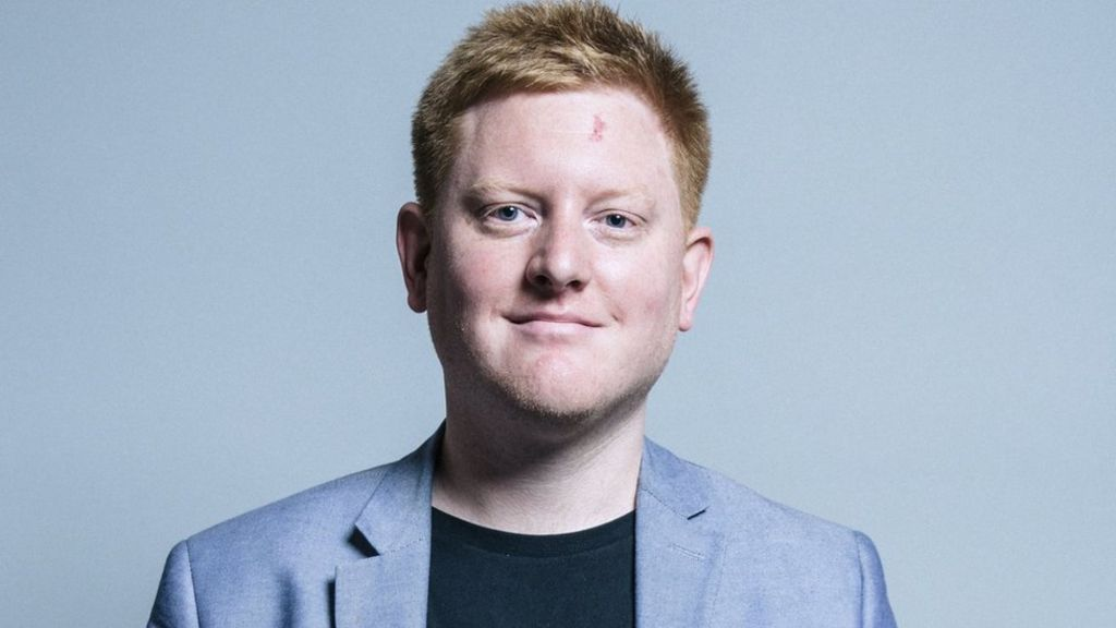 Labour suspends MP Jared O'Mara after online comments