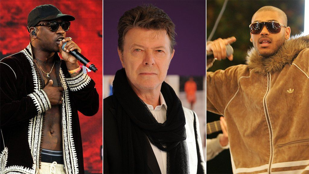 Skepta, David Bowie and Kano