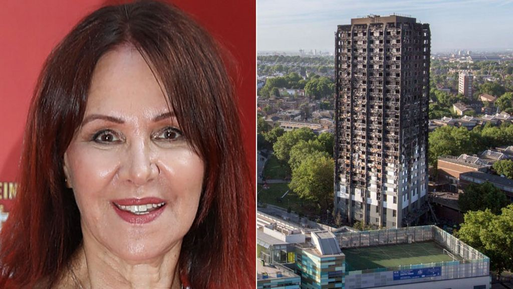 Arlene Phillips plans dance gala in aid of Grenfell Fire victims