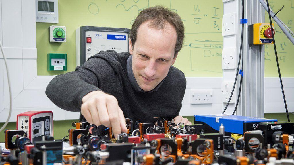 Prof Peter Kruger, Sussex University