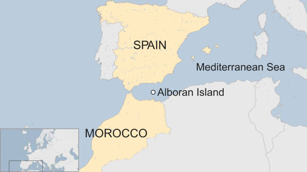 'Dozens of migrants' drowned off Morocco