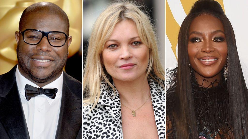 Naomi Campbell, Kate Moss, Steve McQueen among new Vogue team