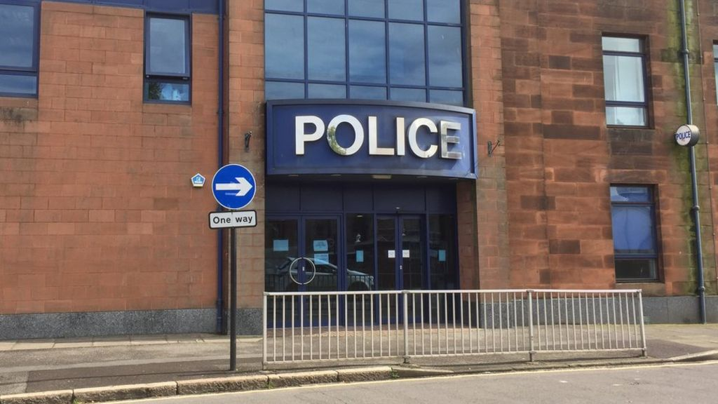 Teenager arrested over Dumfries drugs suitcase