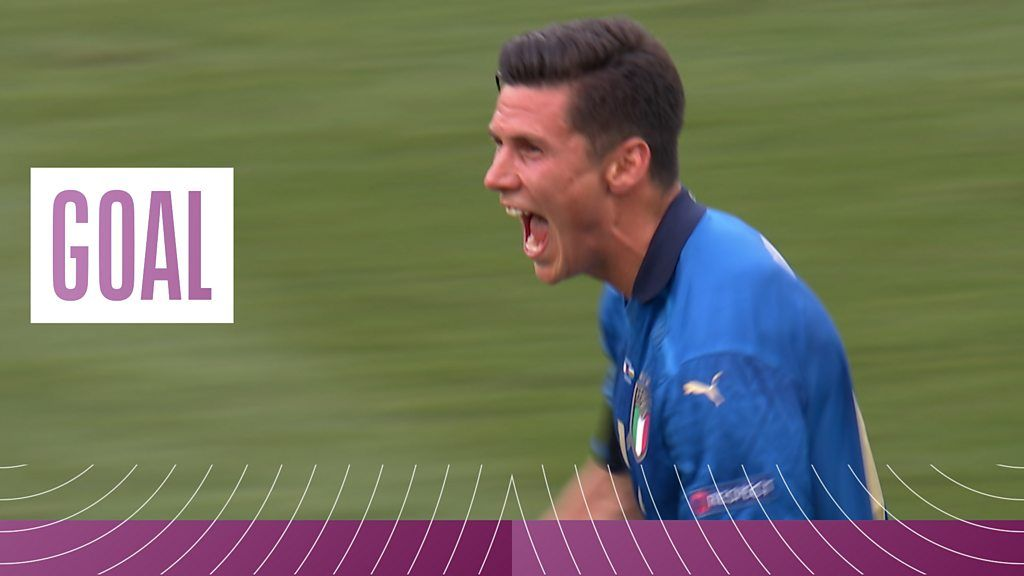 Euro 2020: Matteo Pessina breaks the deadlock for Italy against Wales in Rome - bbc