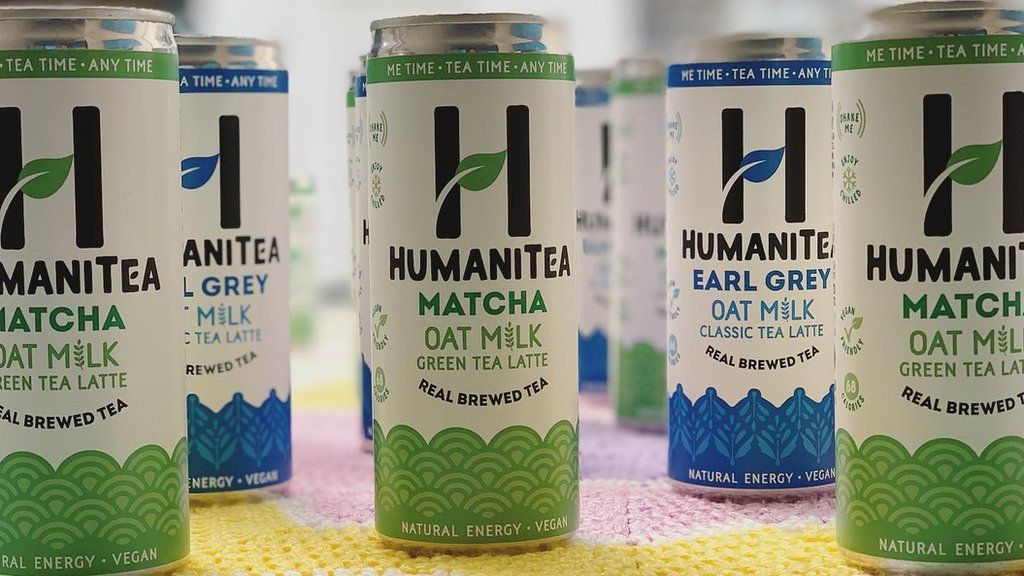 HumaniTea drinks