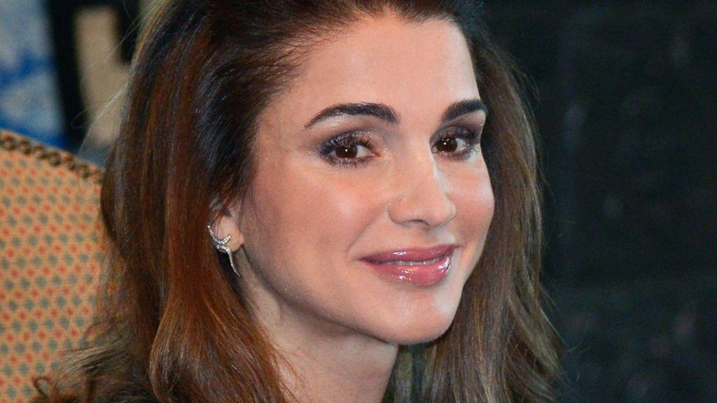 Queen Rania responds to Charlie Hebdo's Alan Kurdi cartoon