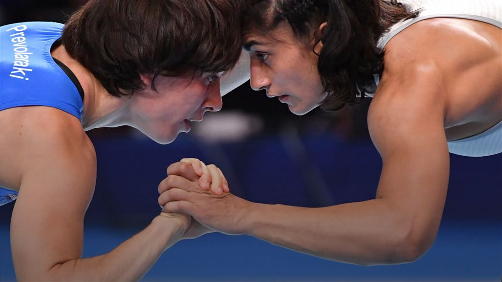 bbc.co.uk - Vandana Vijay - Women's sport in India: An emboldened new generation breaking through barriers