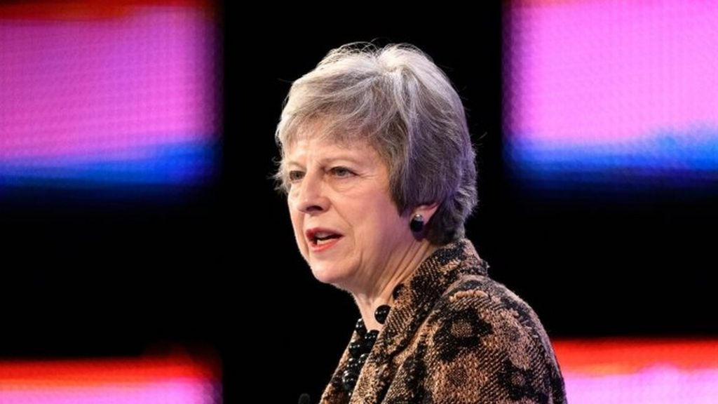 bbc.co.uk - Brexit: Backlash over May's EU nationals 'queue jumping' vow