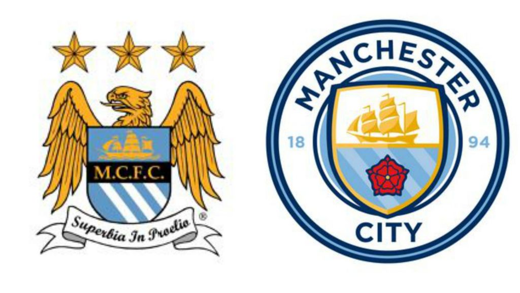 Man City Fans Have Their Say As New Badge Is Leaked Bbc Sport