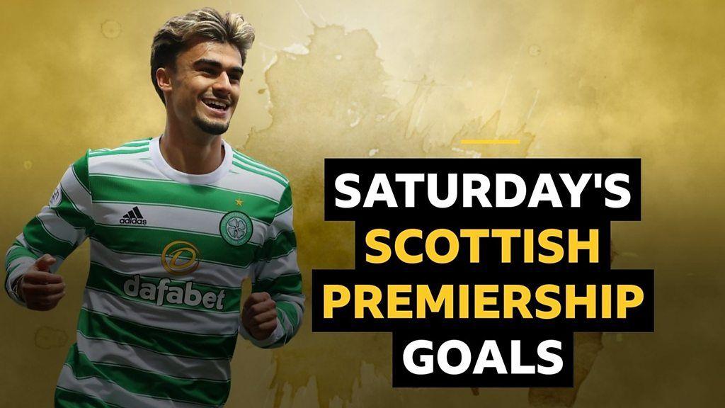 Saturday's Scottish Premiership - Watch all 18 goals