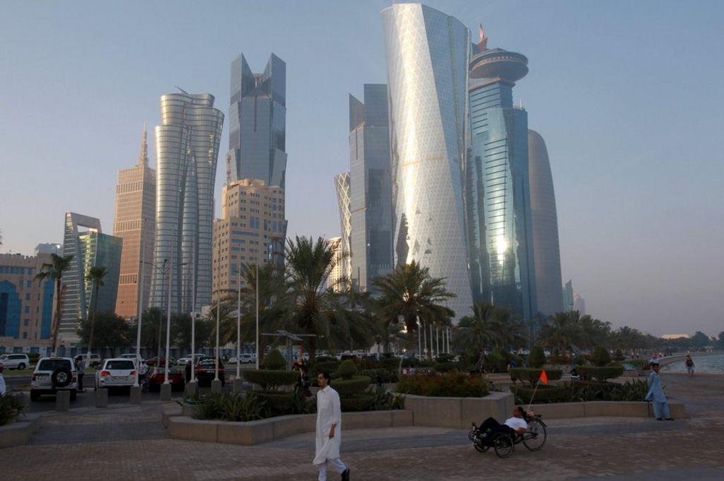 Qatar row: Arab states send list of steep demands – BBC News