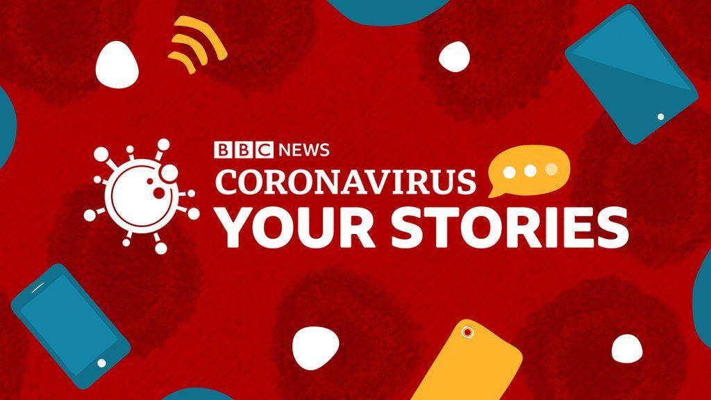 BBC News Coronavirus graphic