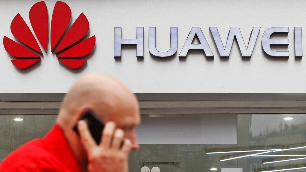 Huawei: Why has UK not blocked Chinese firm's 5G kit? - BBC News