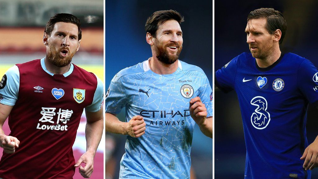 Lionel Messi Transfer Request Which English Team Would Suit Barcelona Captain Best Bbc Sport