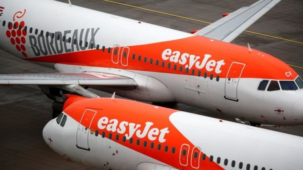 bbc.co.uk - EasyJet sees summer holiday bookings surge 250%