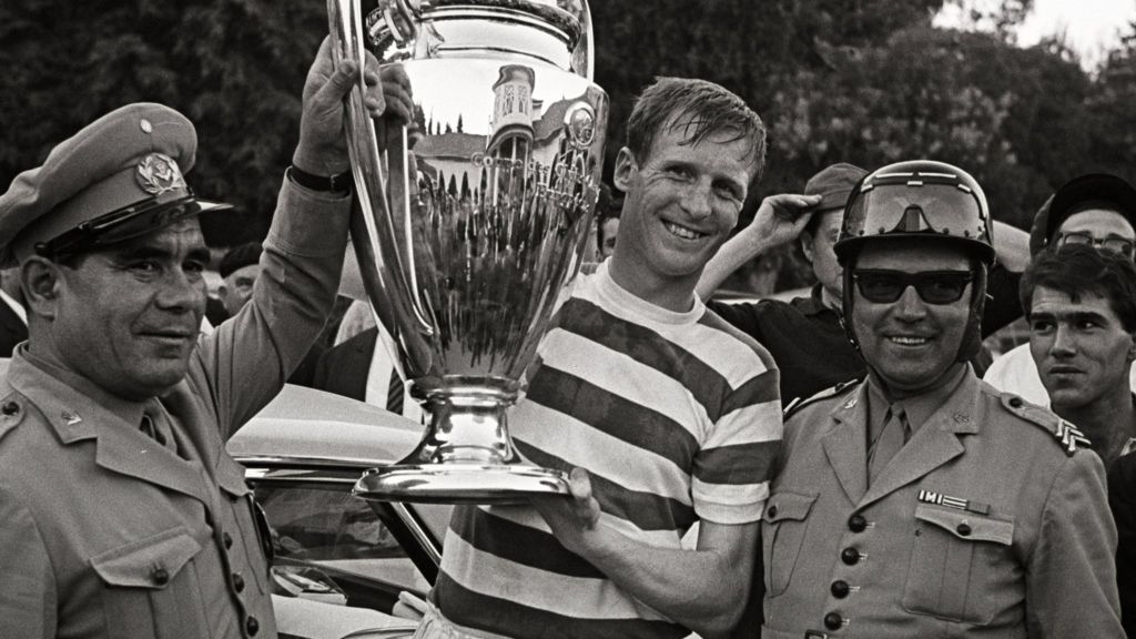 bbc.co.uk - Billy McNeill: Former Celtic captain & manager dies aged 79