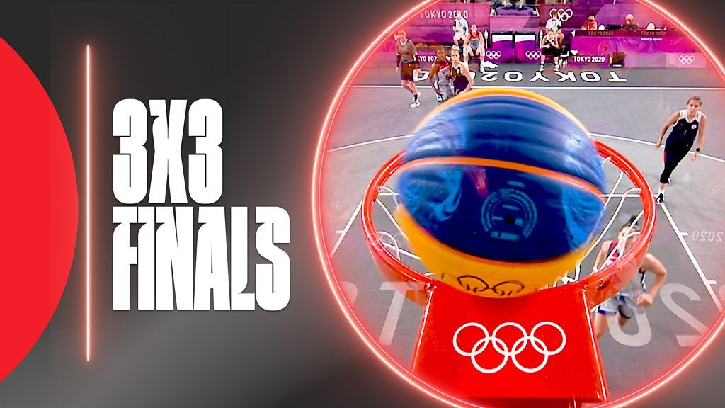 Who made history to win gold in first-ever 3x3 basketball finals?
