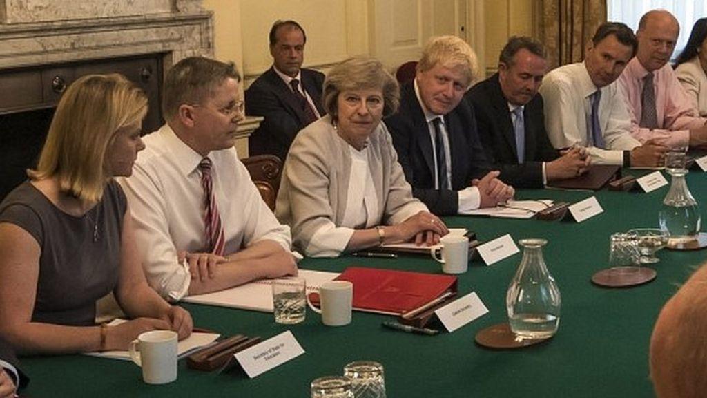Cabinet reshuffle: Theresa May set to refresh top team