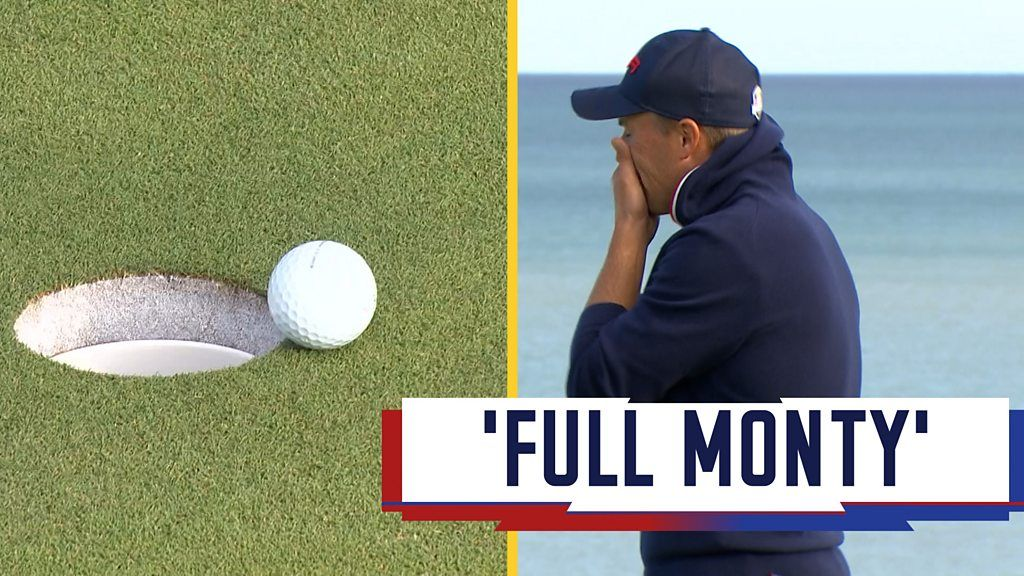 Spieth in 'sheer disbelief' after 'impossible' 360 miss