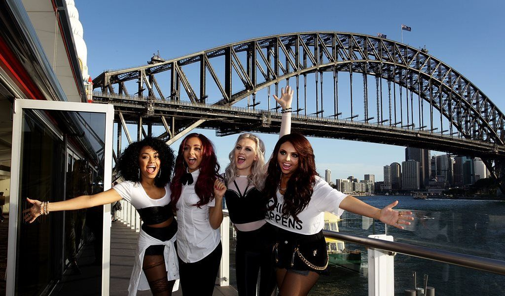 Little Mix in Sydney