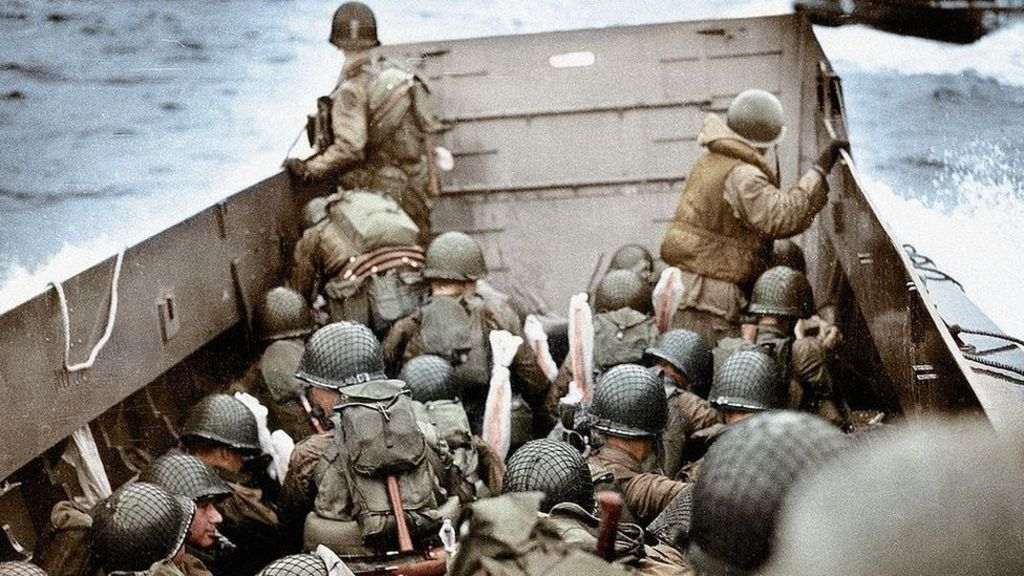 how many american soldiers died on d day