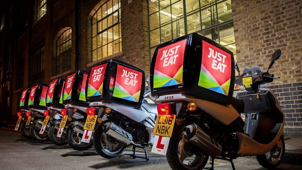 Just Eat and Hungryhouse merger faces competition probe