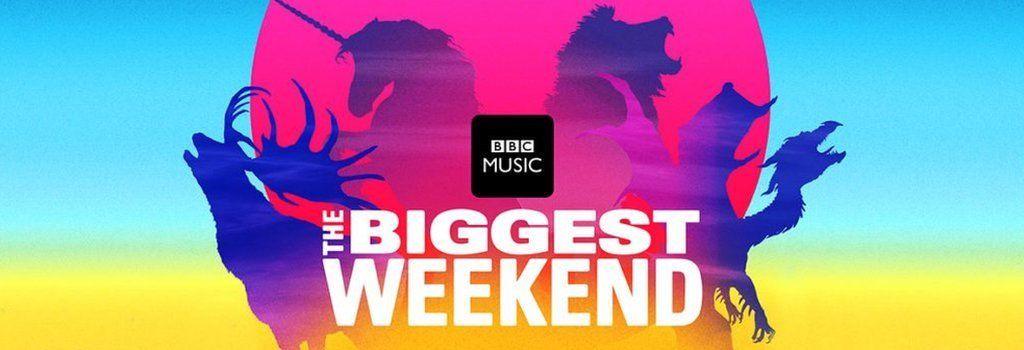 Biggest Weekend logo
