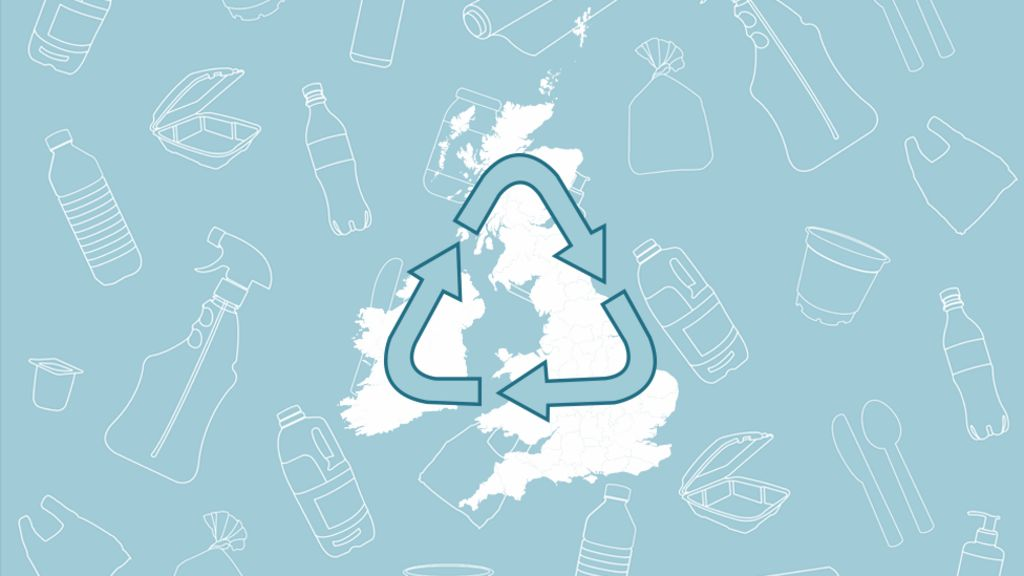 Why plastic recycling is so confusing - BBC News