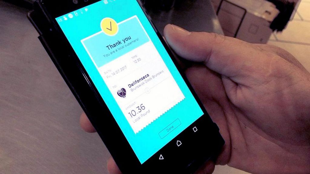 The Liverpool App that Sidesteps the Banks