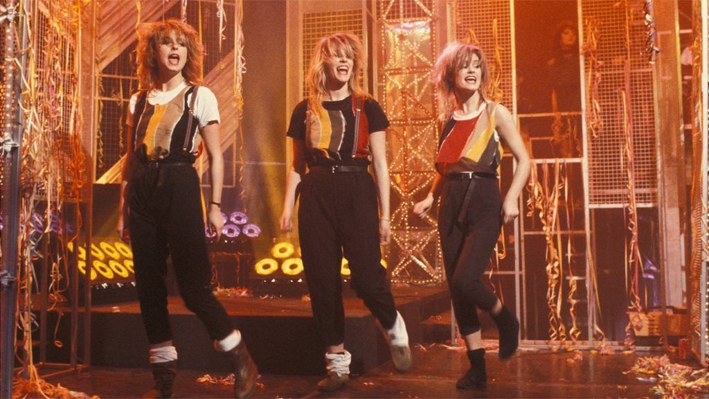 Bananarama on Top of the Pops in 1983