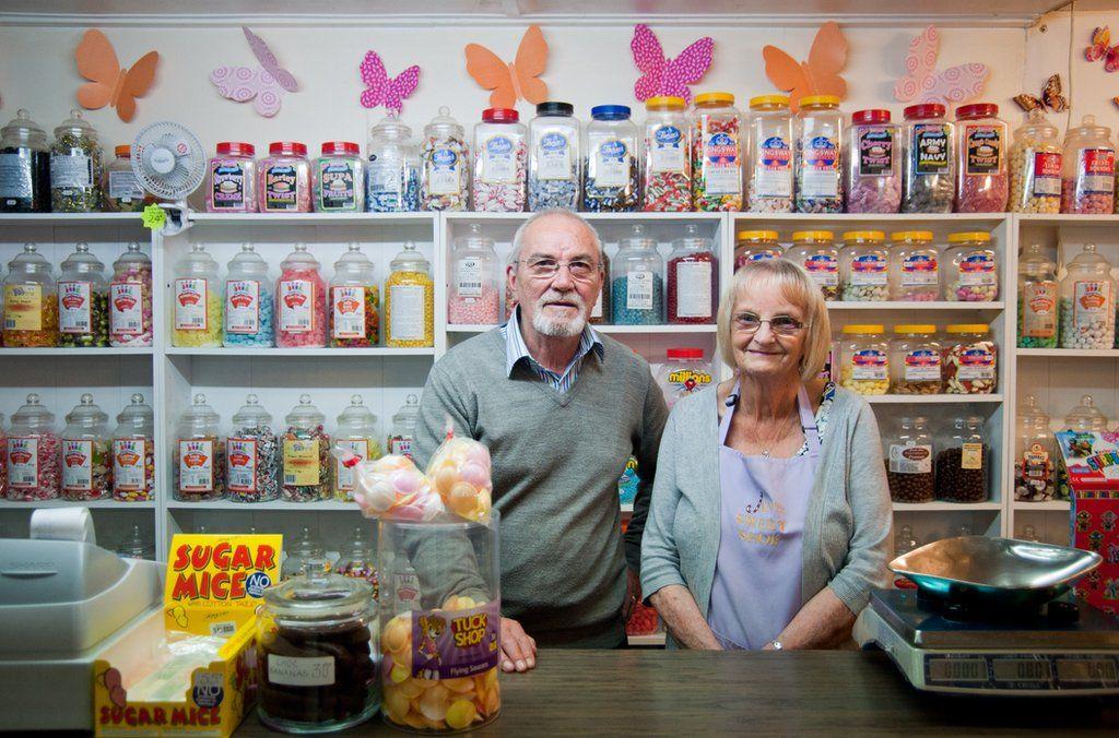 Jan's sweet shop