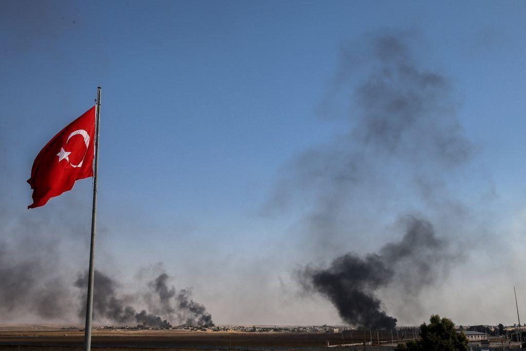 التوغل التركي في سوريا: صحف عربية تنتقد وأخرى تدافع