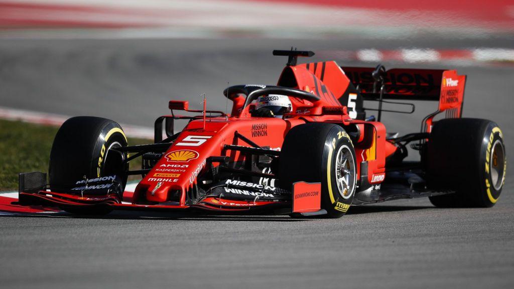 Formula 1 testing 2019: Williams in turmoil as Sebastian Vettel