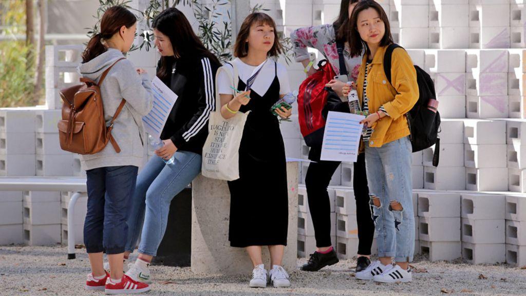 bbc.co.uk - Australia overtaking UK for overseas students