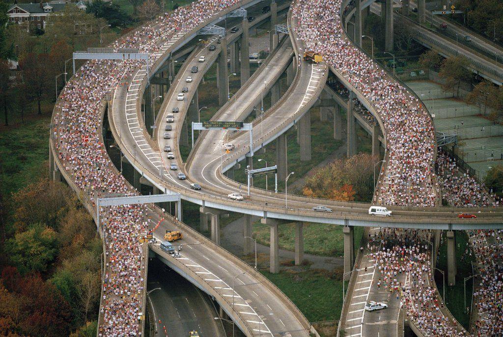 New York Marathon 1994