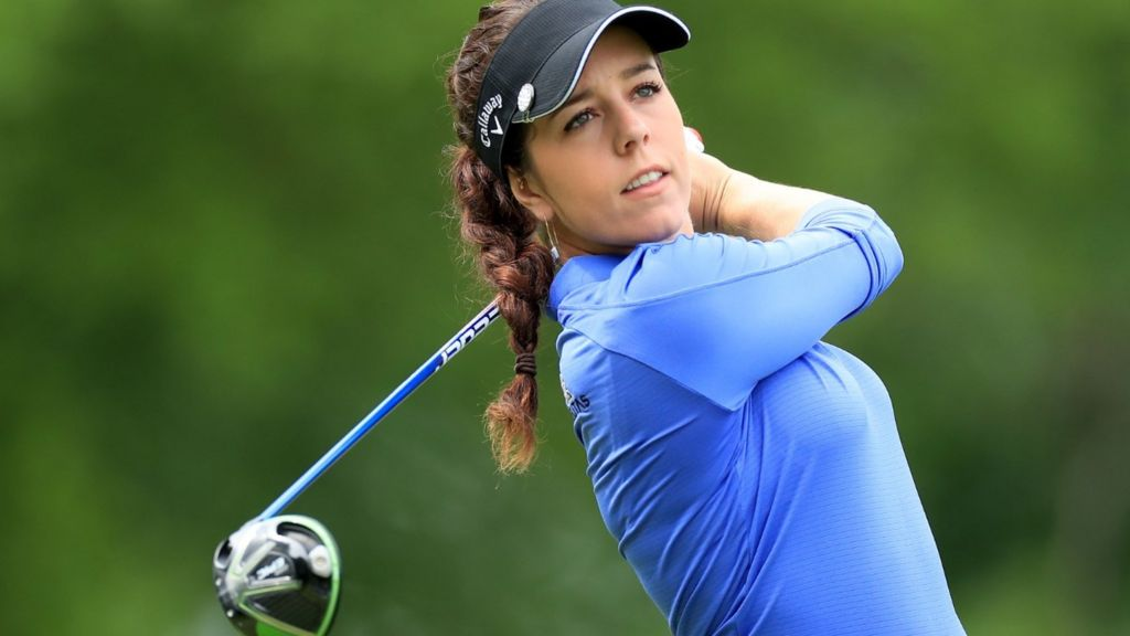 Females To The Fore What Golf Is Doing To Attract More Women Bbc News