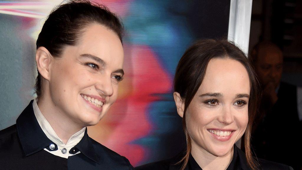 Juno star Ellen Page marries partner Emma Portner