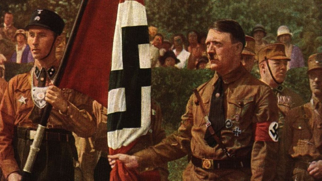 adolf hitler and the holocaust a work of the devil