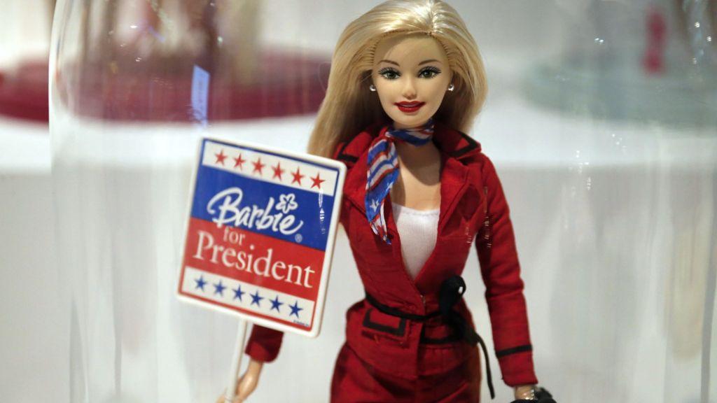 Barbie out of fashion as Mattel slumps