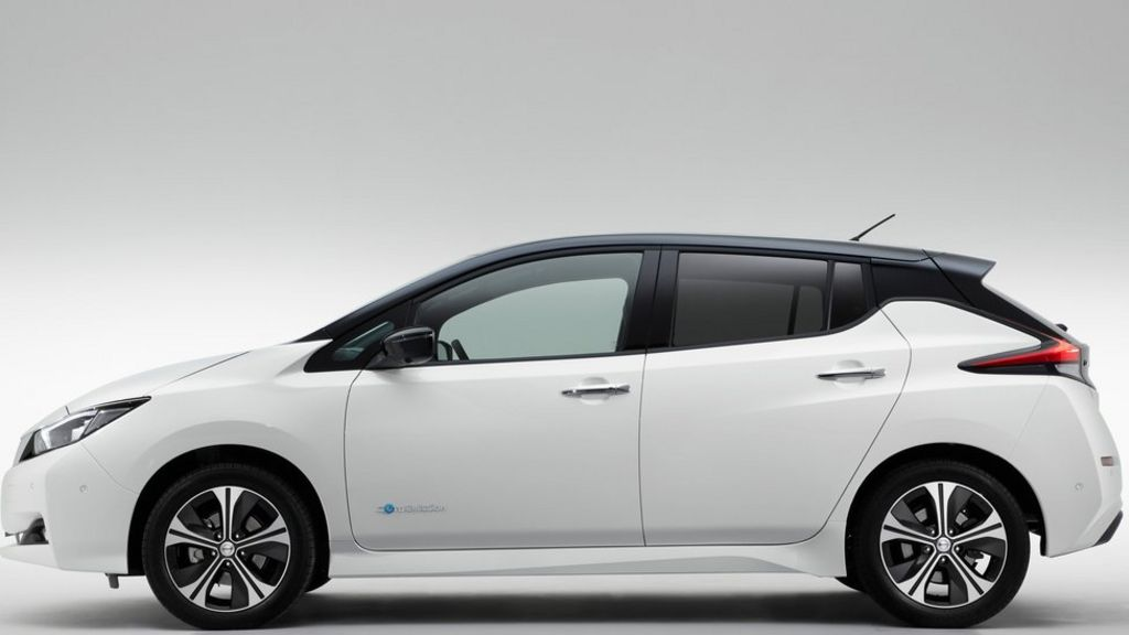 Nissan launches longer-range electric vehicle
