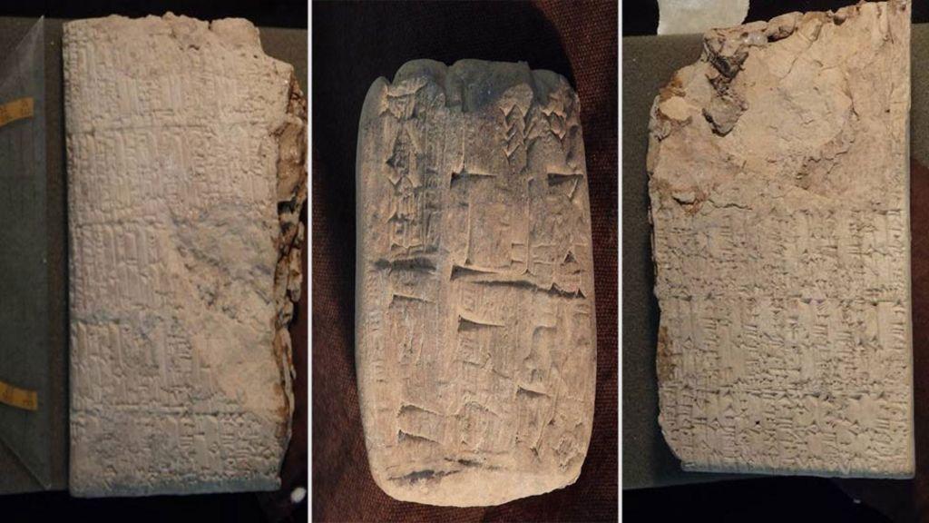 Hobby Lobby: Christian firm's artefact smuggling case settled