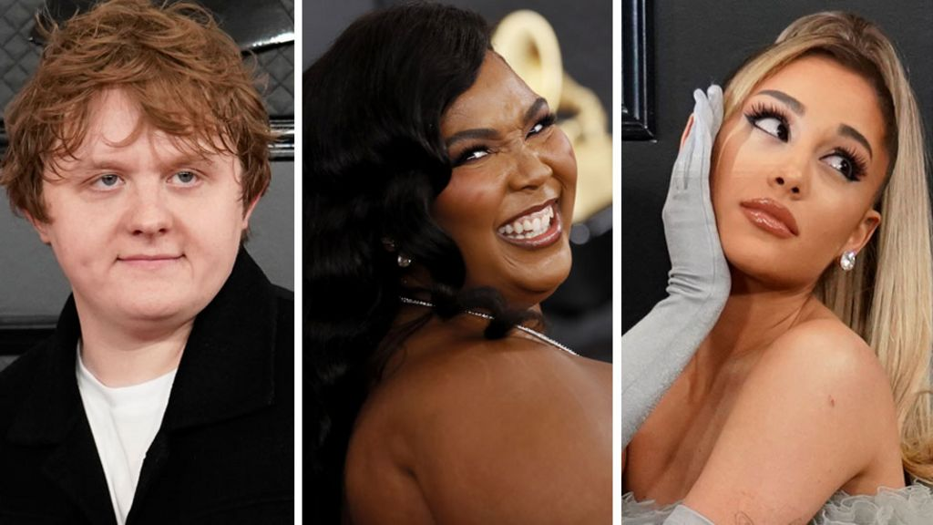 Grammys 2020 Red Carpet In Pictures Bbc News