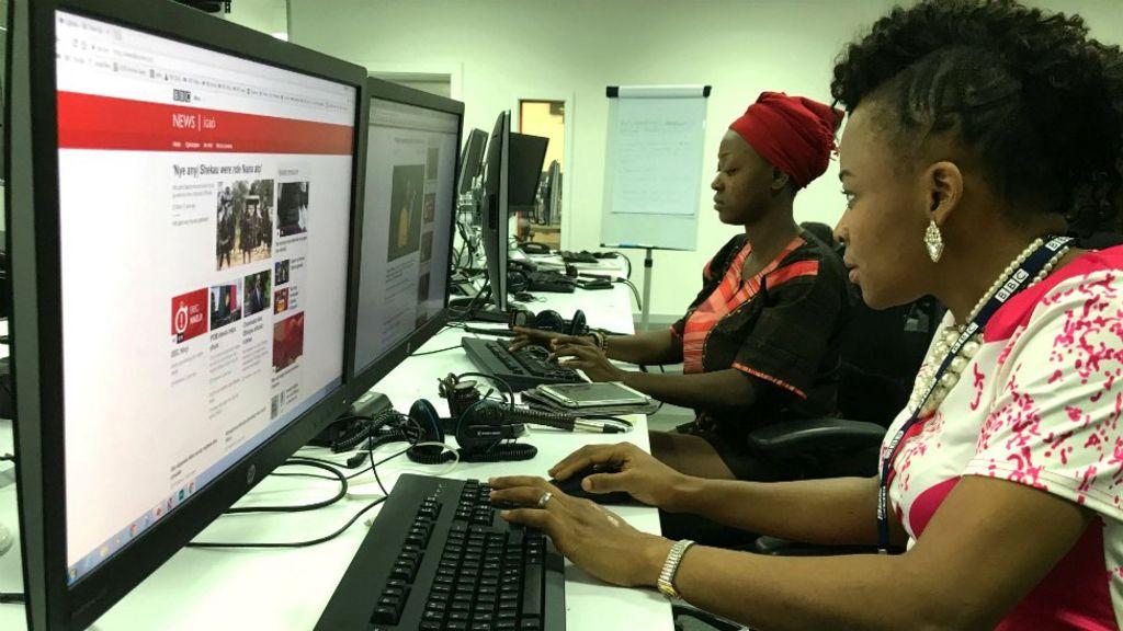 BBC starts Igbo and Yoruba services in Nigeria - BBC News