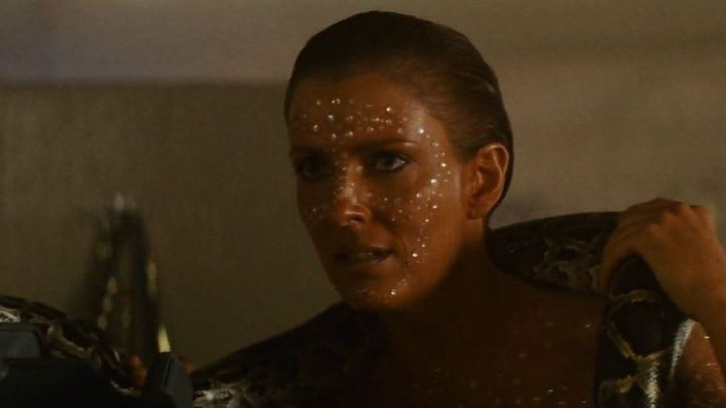 Zhora Salome is a replicant in Blade Runner.