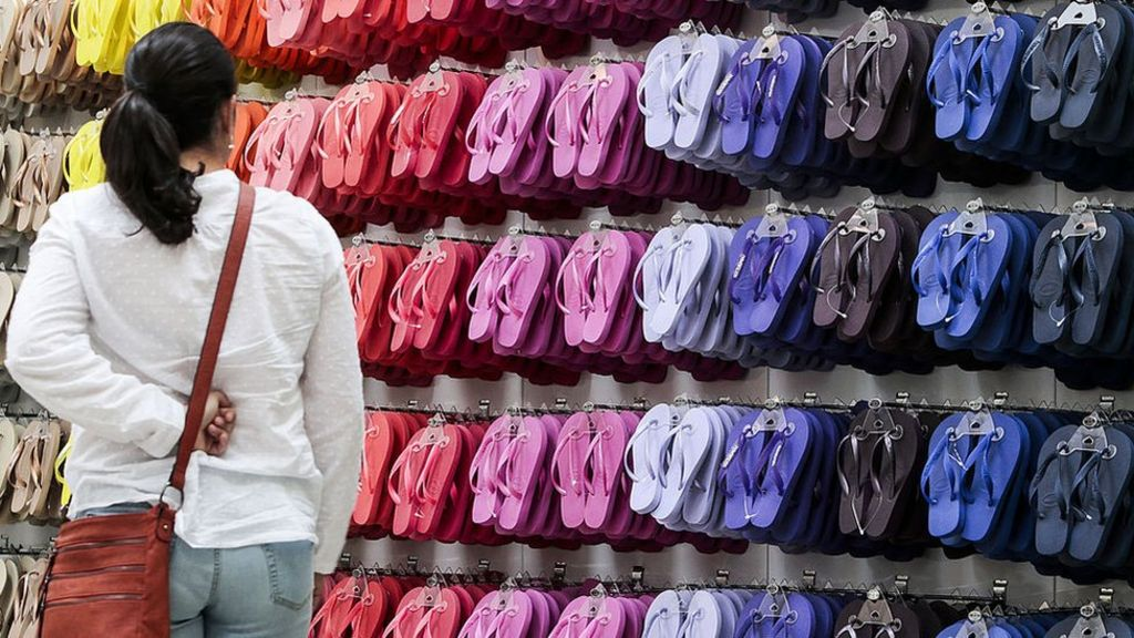 Havaianas: How a Brazilian flip-flop took over the world