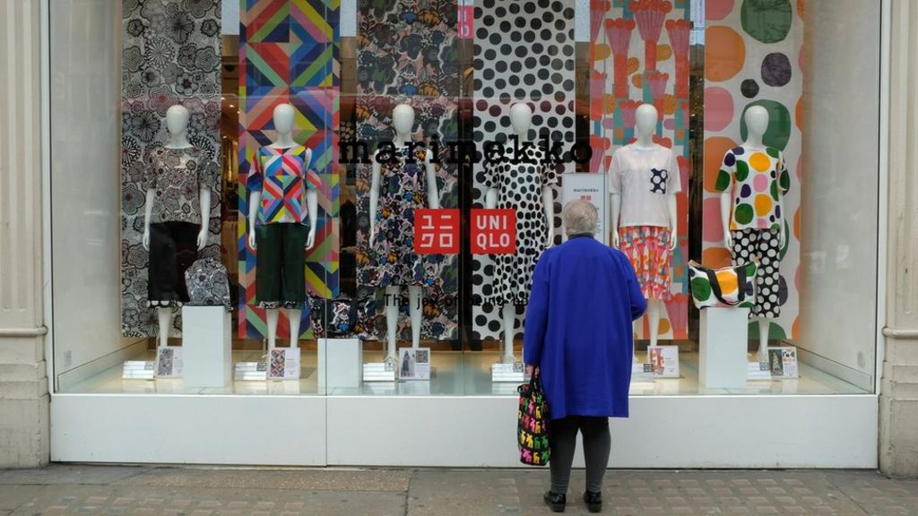 bbc.co.uk - Retail sales boosted by mild March weather
