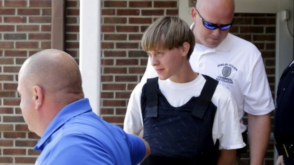 Charleston Church Shooting Suspected Gunman Arrested