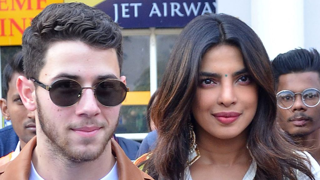 Priyanka Chopra and Nick Jonas marry in India - BBC News